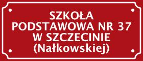 Szkoła Podstawowa nr 37 w Szczecinie (Nałkowskiej)